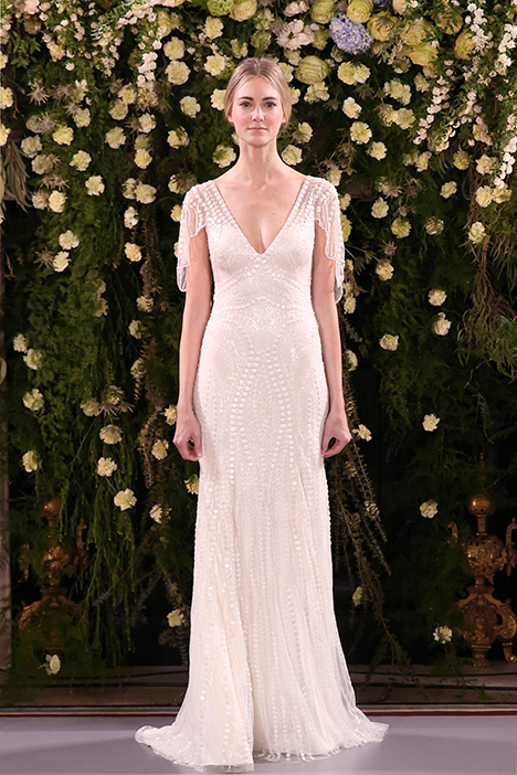 Juniper (JPB771) gown from the 2019 Jenny Packham collection, as seen on Bride.Canada