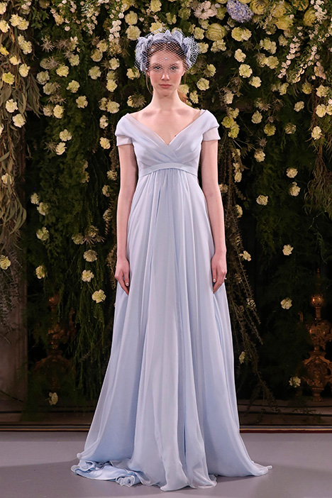Sweet Pea (JPB754) gown from the 2019 Jenny Packham collection, as seen on Bride.Canada