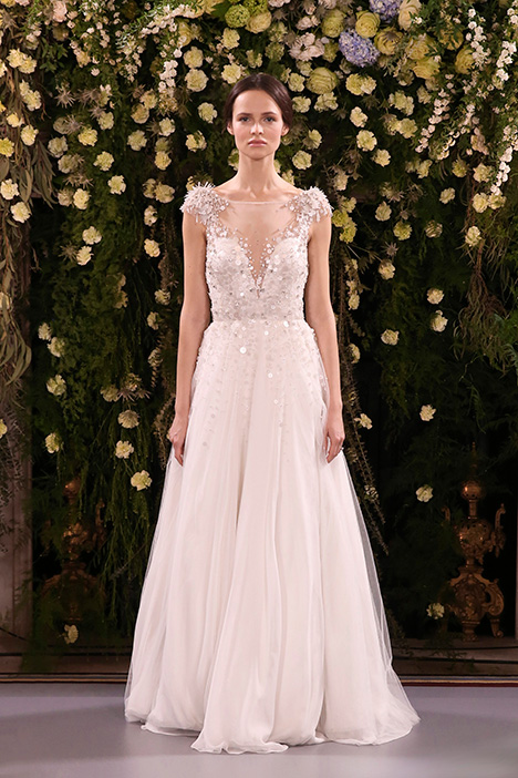 Bluebell (JPB748) gown from the 2019 Jenny Packham collection, as seen on Bride.Canada