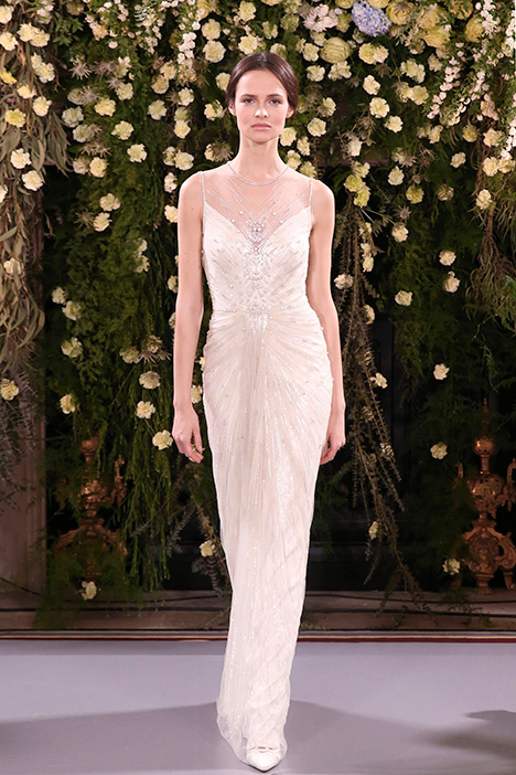 Millie (JPB774) gown from the 2019 Jenny Packham collection, as seen on Bride.Canada