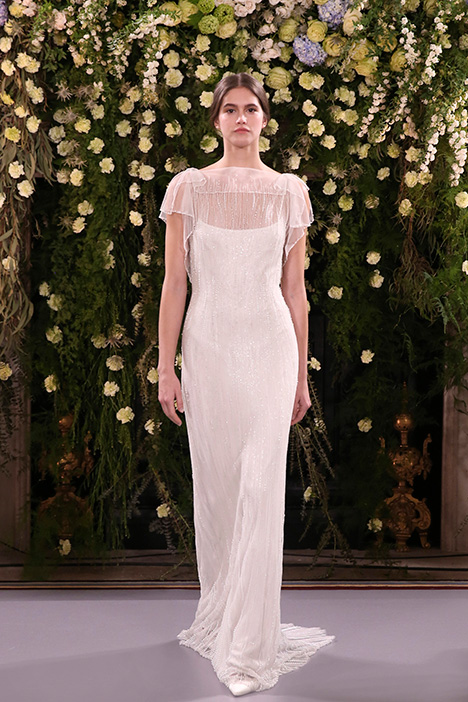 Violet (JPB750) gown from the 2019 Jenny Packham collection, as seen on Bride.Canada