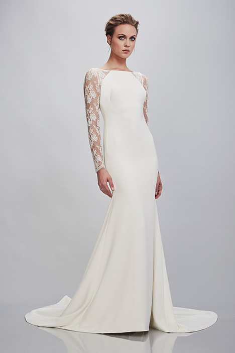 Lauren (890512) gown from the 2018 Theia White Collection collection, as seen on Bride.Canada