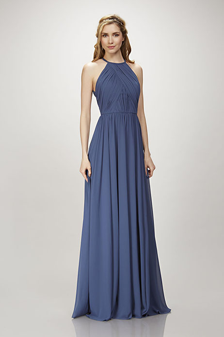 910103 - Allison gown from the 2018 Theia Bridesmaids collection, as seen on Bride.Canada