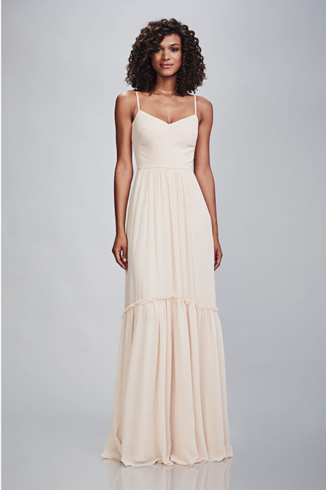 910211 - Edie gown from the 2018 Theia Bridesmaids collection, as seen on Bride.Canada