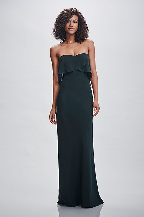 910223 - Mia gown from the 2018 Theia Bridesmaids collection, as seen on Bride.Canada
