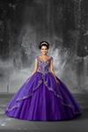 Morilee Valencia 60054 (Deep Purple)