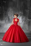 Morilee Valencia 60058 (Scarlet)