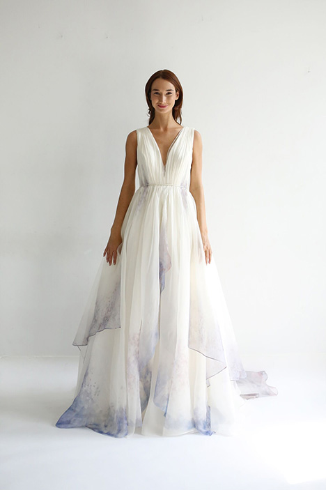 Twyla (2) gown from the 2019 Leanne Marshall collection, as seen on Bride.Canada