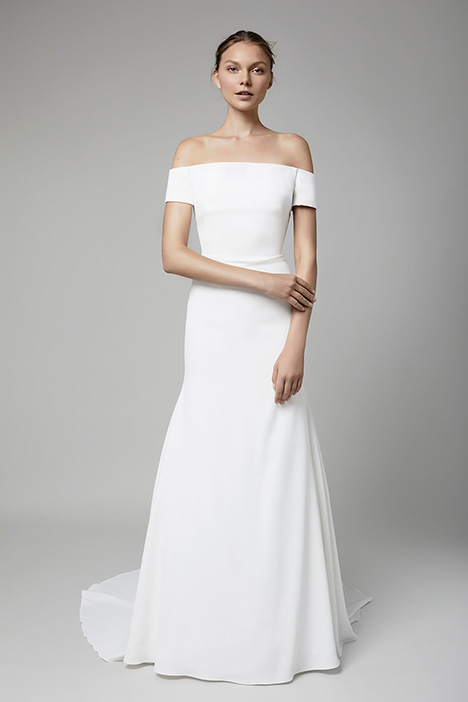 The Capri gown from the 2018 Lela Rose collection, as seen on Bride.Canada