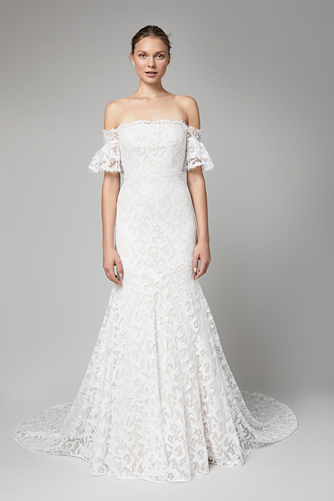 The Marseille gown from the 2018 Lela Rose collection, as seen on Bride.Canada