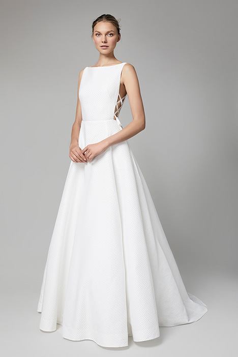 The Luxembourg gown from the 2018 Lela Rose collection, as seen on Bride.Canada