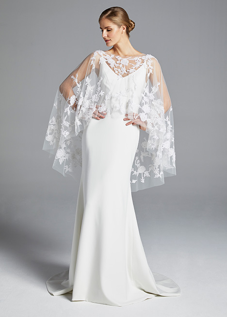ELLE gown from the 2019 Anne Barge collection, as seen on Bride.Canada