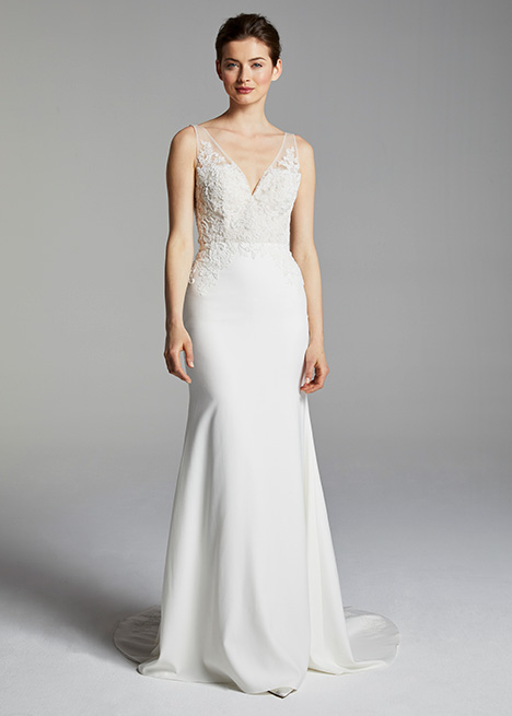 LIZ gown from the 2019 Blue Willow by Anne Barge collection, as seen on Bride.Canada