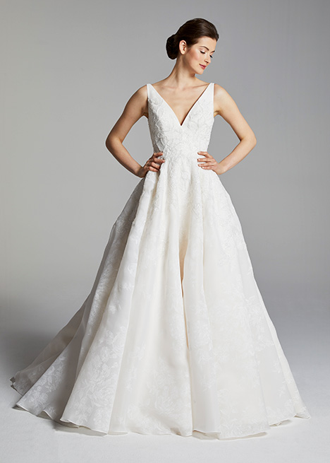 LUPITA gown from the 2019 Blue Willow by Anne Barge collection, as seen on Bride.Canada