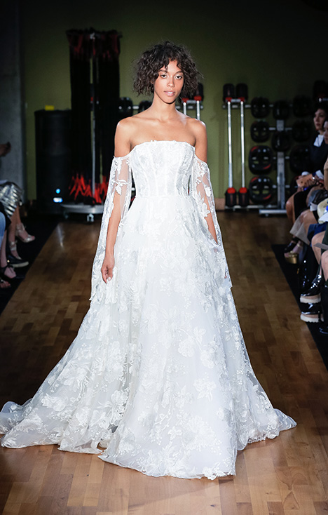Meisha (3921) gown from the 2018 Rivini collection, as seen on Bride.Canada