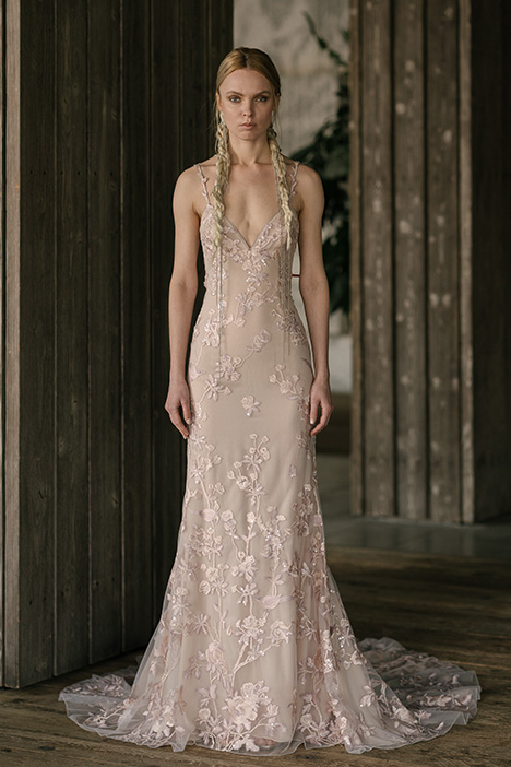Nightengale (4026) gown from the 2019 Rivini collection, as seen on Bride.Canada