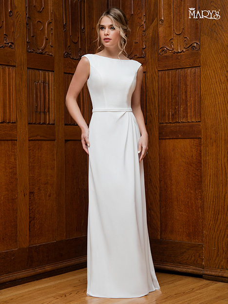 MB1003 gown from the 2018 Mary's Bridal collection, as seen on Bride.Canada