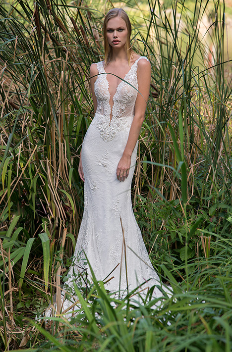 Jane gown from the 2018 Yaniv Persy Bridal Couture collection, as seen on Bride.Canada