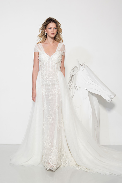 1906 gown from the 2019 Yaniv Persy Bridal Couture collection, as seen on Bride.Canada