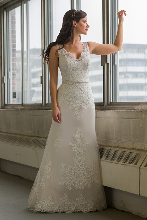 gp1100 gown from the 2018 Grace by Bridalane collection, as seen on Bride.Canada