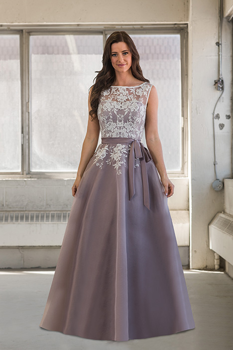 8818 gown from the 2018 Bridalane: Mothers & Evening collection, as seen on Bride.Canada