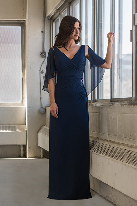 8823 gown from the 2018 Bridalane: Mothers & Evening collection, as seen on Bride.Canada