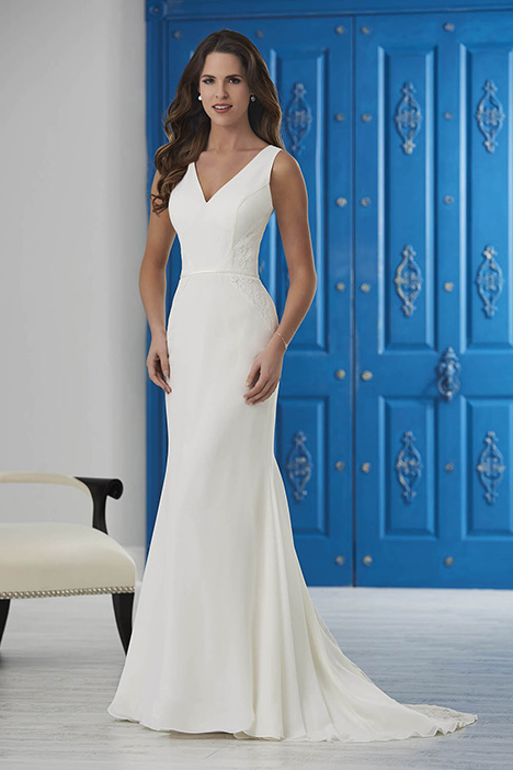 22862 gown from the 2018 Christina Wu: Destination collection, as seen on Bride.Canada