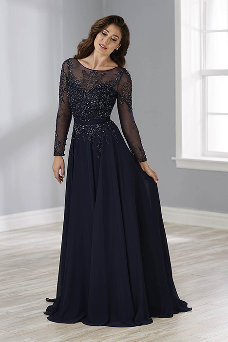 17901 gown from the 2018 Christina Wu: Elegance collection, as seen on Bride.Canada
