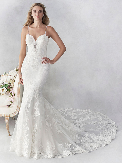 be462 gown from the 2018 Ella Rosa collection, as seen on Bride.Canada