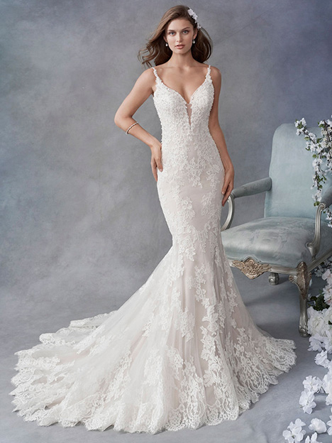 1791 gown from the 2018 Kenneth Winston collection, as seen on Bride.Canada