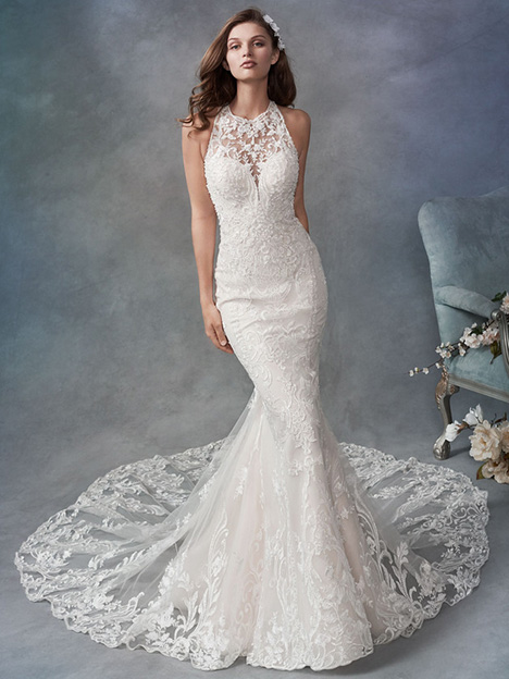 1793 gown from the 2018 Kenneth Winston collection, as seen on Bride.Canada
