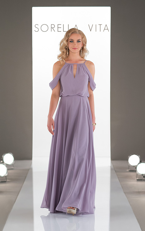 8818 gown from the 2018 Sorella Vita collection, as seen on Bride.Canada