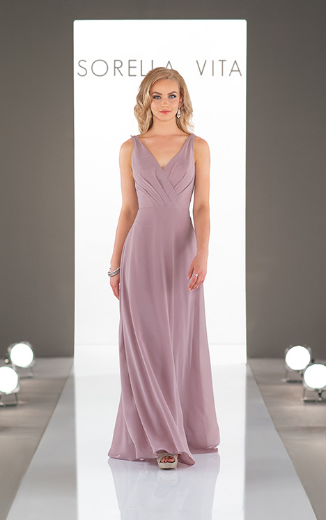 9072 gown from the 2018 Sorella Vita collection, as seen on Bride.Canada