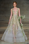 Reem Acra Gold Plated
