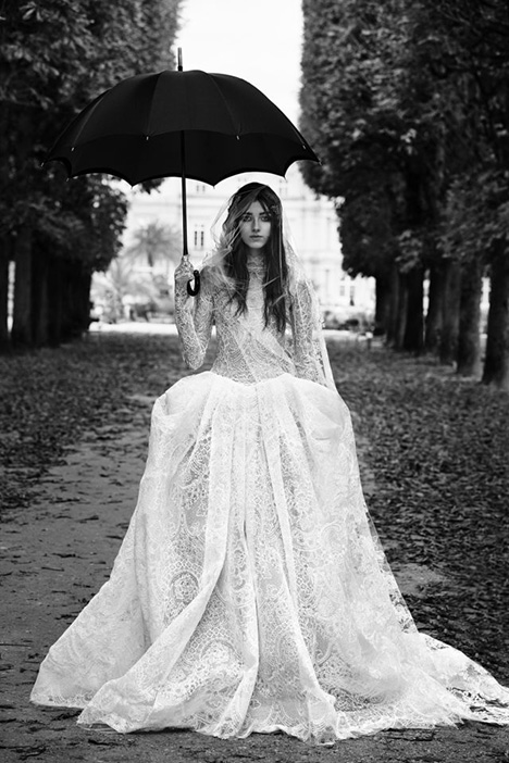 Aurore gown from the 2018 Vera Wang collection, as seen on Bride.Canada