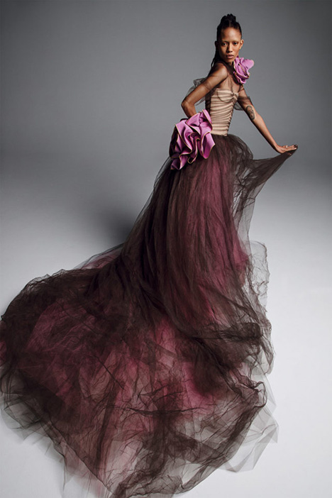 ANASTASIA gown from the 2019 Vera Wang collection, as seen on Bride.Canada