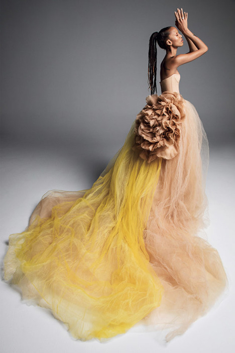 NASTASIYA gown from the 2019 Vera Wang collection, as seen on Bride.Canada