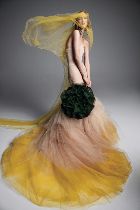 PAVLOVA gown from the 2019 Vera Wang collection, as seen on Bride.Canada