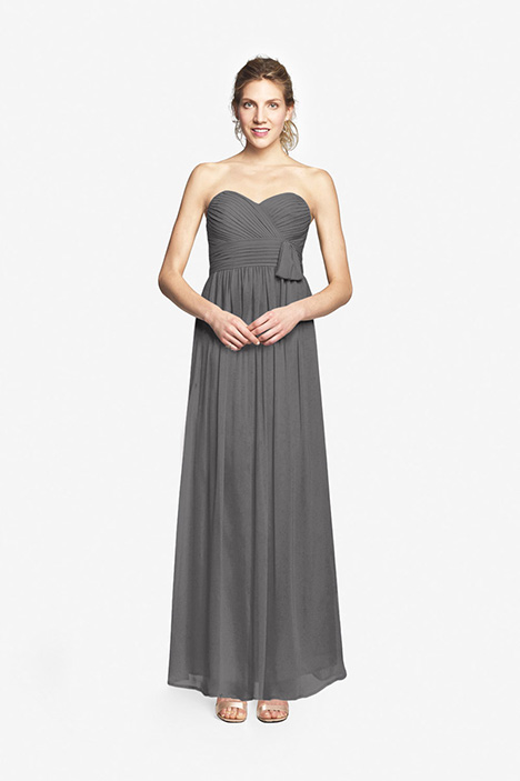 522 - Madison (long) gown from the 2018 Gather & Gown collection, as seen on Bride.Canada
