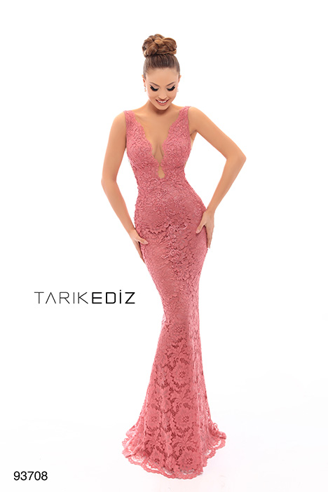 93708 gown from the 2019 Tarik Ediz: Evening Dress collection, as seen on Bride.Canada