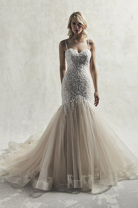 Warner gown from the 2019 Sottero and Midgley collection, as seen on Bride.Canada