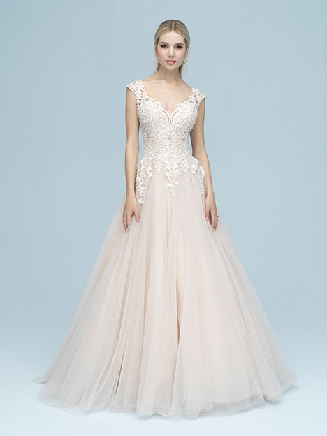 gown from the 2019 Allure Bridals collection, as seen on Bride.Canada