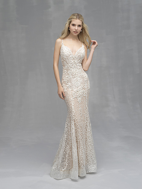 C521 gown from the 2019 Allure Couture collection, as seen on Bride.Canada