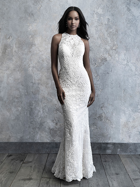 MJ502 gown from the 2019 Madison James collection, as seen on Bride.Canada