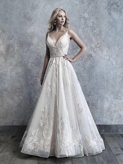 MJ503 gown from the 2019 Madison James collection, as seen on Bride.Canada