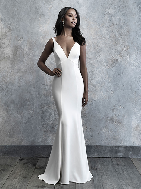 MJ504 gown from the 2019 Madison James collection, as seen on Bride.Canada