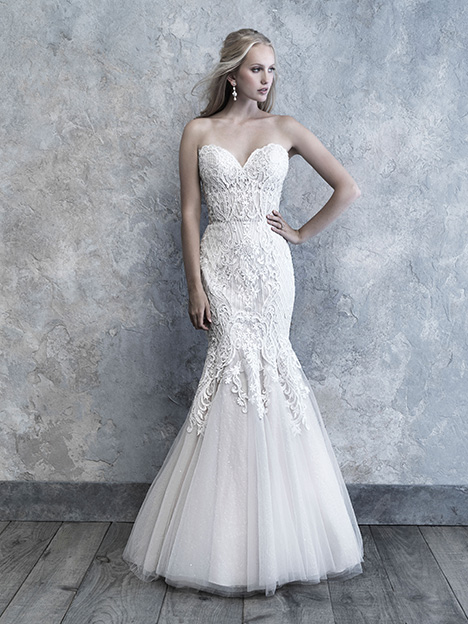 MJ505 gown from the 2019 Madison James collection, as seen on Bride.Canada