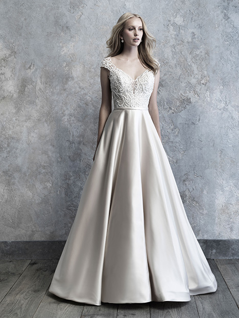 MJ506 gown from the 2019 Madison James collection, as seen on Bride.Canada