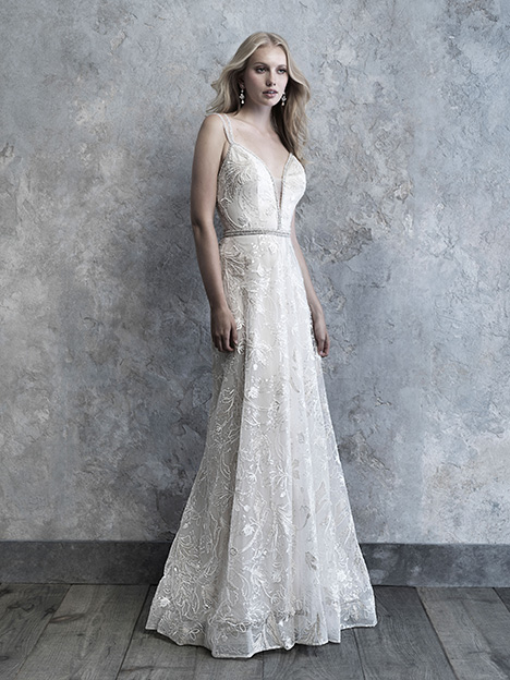 MJ508 gown from the 2019 Madison James collection, as seen on Bride.Canada