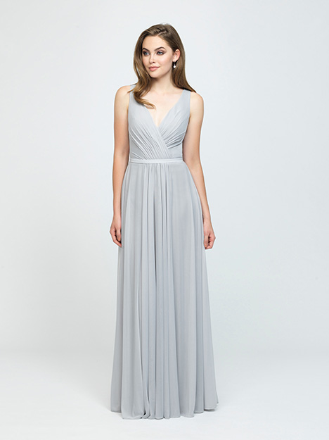 1614 gown from the 2019 Allure Bridesmaids collection, as seen on Bride.Canada